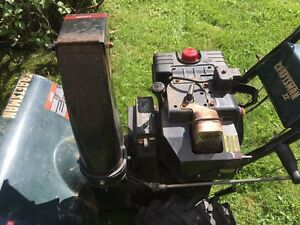 Snowblower Craftsman 10.5 HP