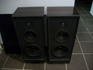 Rare POLK AUDIO S10