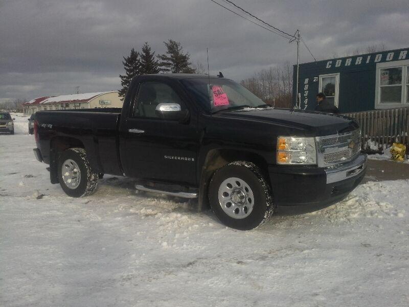 Cars Vehicles In Alberta Kijiji: 2009 Chevrolet Silverado 1500 !! ALBERTA TRUCK !!