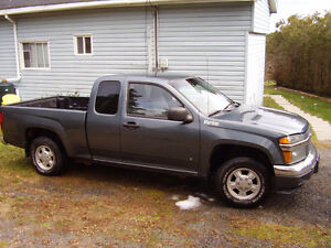 2006 Chevrolet Colorado Extended Cab Pickup Truck