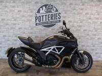 Ducati Diavel Carbon White Edition *FDDSH*