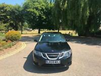 2009/59 Saab 9-3 1.9TiD Linear SE 5 Door Hatchback Black