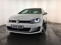 2015 VOLKSWAGEN GOLF GTD DIESEL AUTOMATIC 1 OWNER FROM NEW FINANCE PX WELCOME