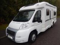 Bessacarr E560 2008 4 Berth Rear Fixed Bed Motorhome For Sale