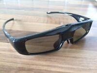 Panasonic 'Active Shutter' 3D TV Glasses (2 pairs)