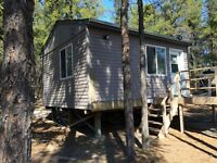 **CHOOSE YOUR LENGTH OF STAY***New Cabin Rental Lester Beach**