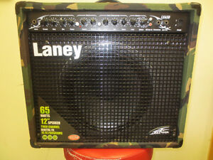 Laney Camo Amp