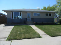 Taber 4 bedroom Updated and Well Maintained Bungalow