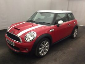 ***MINI COOPER 1.6 S Hatchback GOOD CREDIT BAD CREDIT FINANCE AVAILABLE***