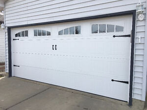 GARAGE DOOR REPAIR & ALL DOOR PARTS LESS THAN $50.00 Strathcona County Edmonton Area image 4