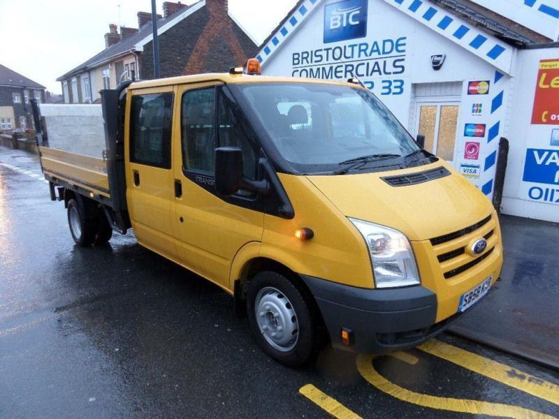 8d66cda0d2 Ford Transit 350 DRW DOUBLE CAB WITH TAIL LIFT
