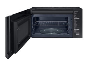 Samsung ME21M706BAG Over the Range Microwave 30in Exterior Width
