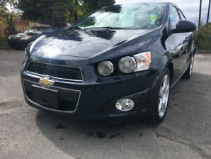 2015 Chevrolet Sonic LT Sunroof Safety Done Now Only $9500!