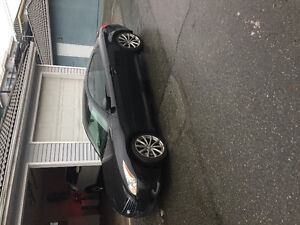 2008 Infiniti G37s Black Coupe (2 door)
