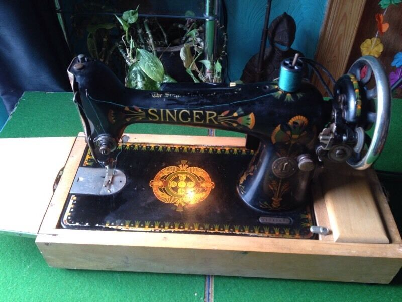40 Singer Sewing Machine Working In Cupar Fife Gumtree Awesome 1923 Singer Sewing Machine