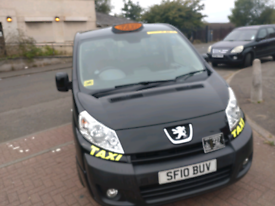 Glasgow taxi and Glasgow licence .looking for offers