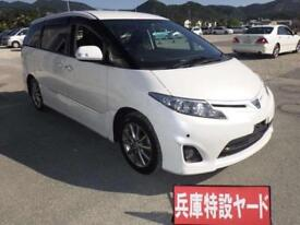 2011 Toyota Estima Aeras G Edition MPV CAMERC ELECTRIC SIDE DOORS LEATHER