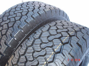 4 - B.F.Goodrich tires LT265/70R/17 Rugged Trail , load range E