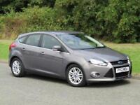 2012 Ford Focus 1.0 SCTi Turbo EcoBoost Titanium Manual 6 Speed 5 Door Hatchback