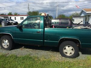1996 Chevrolet C/K Pickup 1500 Pickup Truck short wheel base
