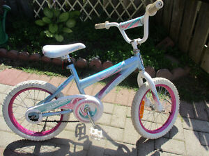 "Girls 16"" Supercycle"