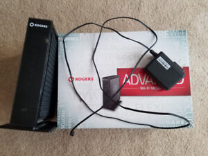 Rogers Hitron CGN3 cable modem / WiFi (2.4 and 5Ghz) router