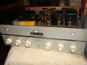Monarch SA-601 TUBE AMPLIFIER