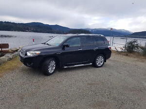 2008 Toyota Highlander Limited SUV, Crossover