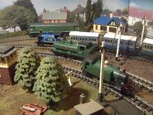 MODEL TRAINS & RAILWAY BOUGHT TRIANG,HORNBY,LIMA, TRAINORAMA, ETC Penrith Penrith Area Preview
