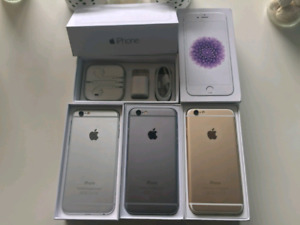 New! IPhone 6 16GB Unlocked all Carriers!