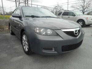2007 Mazda Mazda3 GS tax included Sedan