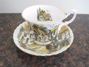 Royal Albert Tea Cup/ Saucer Sets (Page 2) Kitchener / Waterloo Kitchener Area image 5
