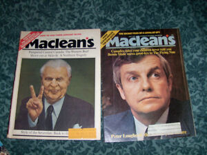 Vintage magazines, J F Kennedy books London Ontario image 3