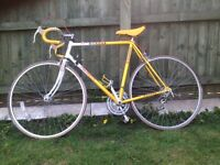 Retro 80s bike