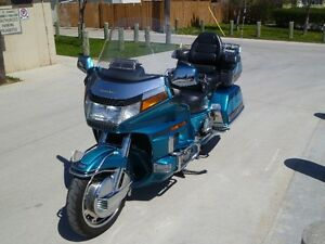 1993 Goldwing Special Edition 1500cc/6Cyl Tourer for sale