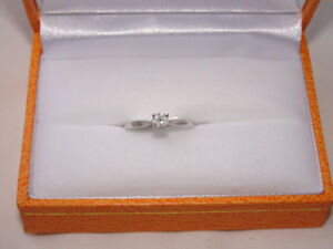 Diamond Ring - Never Worn