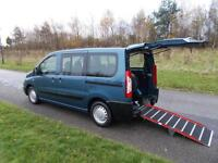 2011 Peugeot Expert Tepee 1.6 Hdi, 6 SEATS, ONLY 14K, Wheelchair Accessible WAV