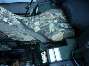 ATV and SNOWMOBILE Upholstering services Gatineau Ottawa / Gatineau Area image 4