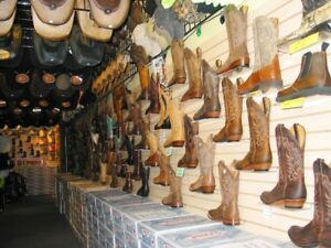 Sale! on Many StylesCowboy Boots @ SandysSaddlery & Western Wear