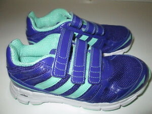 Girls Adidas Shoes, size 2, new without box