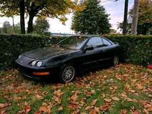 Integra with low kilometers