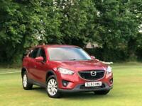 2013 Mazda CX-5 2.2 SKYACTIV-D SE-L Nav 2WD 5dr SUV Diesel Manual