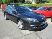 2011 Renault laguna Tourer 1.5 Dci Expression Black