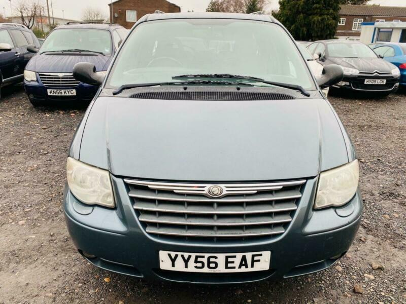 2006 Chrysler Grand Voyager 2.8 CRD Limited XS 5dr MPV Diesel Automatic