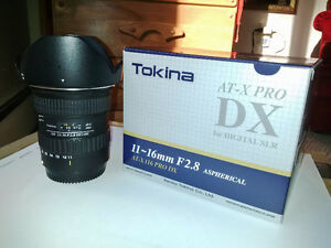 Ultra Wide! Tokina 11-16mm F/2.8 Aspherical PRO DX (for Canon)