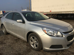 2015 Chevrolet Malibu Certified Fully Loaded