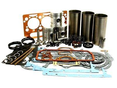 Engine Overhaul Kit Fits Massey Ferguson 35 35x Tractors Perkins A3.152 Engines