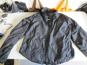 heated motorcycle jacket liner