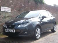 Seat Ibiza 1.4 16v ( 85ps ) SportCoupe Sport 2010(60) 3 Door