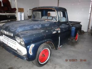 1958 GMC, southern project truck